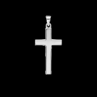 Støvring Design Sølv Kors Vedhæng 15x26mm 14223812