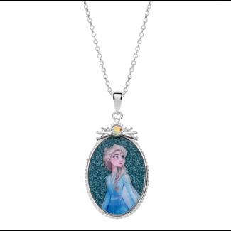 Disney Frost 2 Elsa Halskæde Zirkonia 16333503