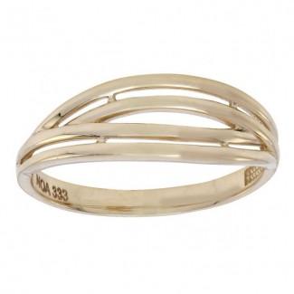 Nordahl Andersen 8kt Guld ring 183 010 3