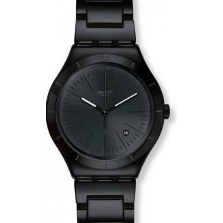 "Swatch ""Noir Intense"" YWB404G"