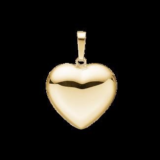 Støvring Design 8kt Guld Hjerte Vedhæng 16x15mm 64237892