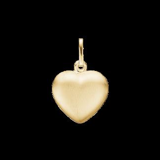 Støvring Design 8kt Guld Hjerte Vedhæng 64237991