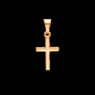 Støvring Design 8kt Guld Kors Vedhæng 10x14mm 64237996