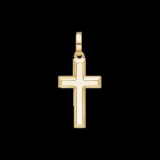 Støvring Design 8kt Guld Kors Vedhæng 10x20mm 64242981