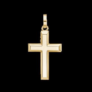 Støvring Design 8kt Guld Kors Vedhæng 14x23mm 64242982