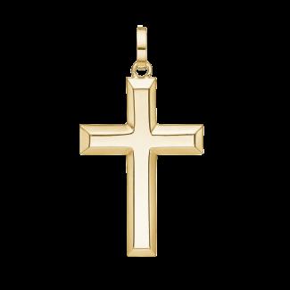 Støvring Design 8kt Guld Kors Vedhæng 17x27mm 64242983