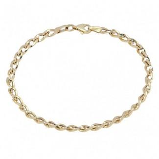 Nordahl Andersen 8kt Guld armbånd 882 071 3