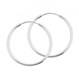 BNH Sølv Creol 1,5mm/25mm