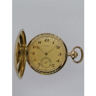 Moeris Antique Savonette 14kt Guld Lommeur 2118676