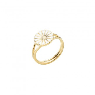 Lund Copenhagen 11mm Marguerit Ring 907011-M