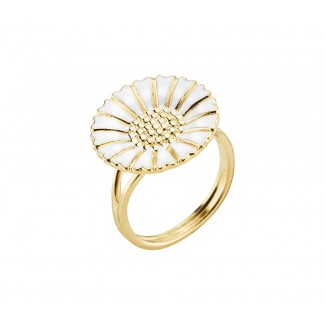 Lund Copenhagen Marguerit Ring 18mm 907018-M