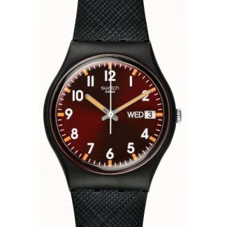 "Swatch ""Sir Red"" GB753"