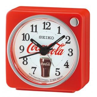 Seiko Vækkeur med Coca Cola QHE905R
