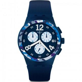 """Swatch """"Camoblu"""" SUSN414"""