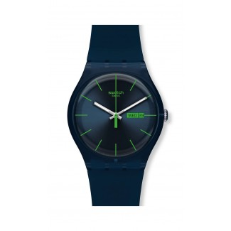 "Swatch ""Blue Rebel"" SUON700"