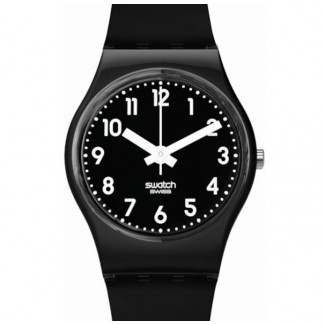 "Swatch ""Lady Black Single"" LB170E"