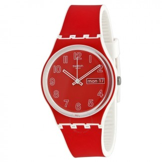 "Swatch ""Poppy Field"" GW705"
